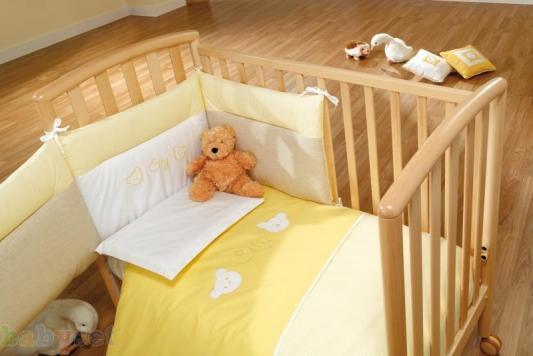 Кроватка Pali City (натуральный)