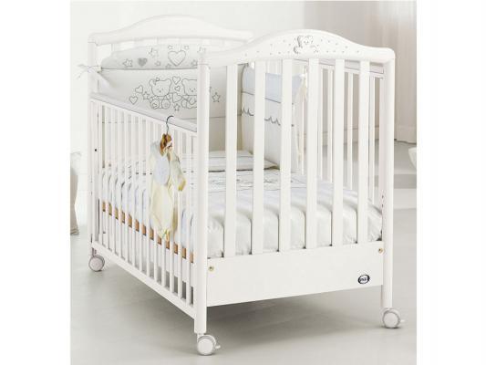 Кроватка Pali Little Star Prestige (белый)