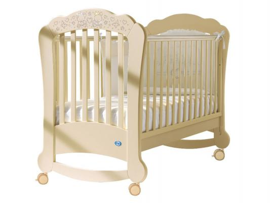 Кроватка-качалка Pali Principe Prestige (магнолия) кроватка качалка pali principe prestige магнолия