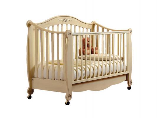 Кроватка Pali Rigoletto (античная слоновая кость)