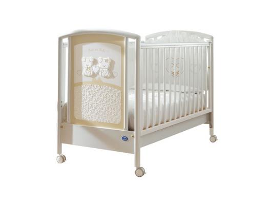 Кроватка Pali Smart Maison Bebe (белый)