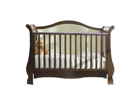 Кроватка Pali Vittoria (темный орех) обычная кроватка ведрусс иришка 2 темный орех