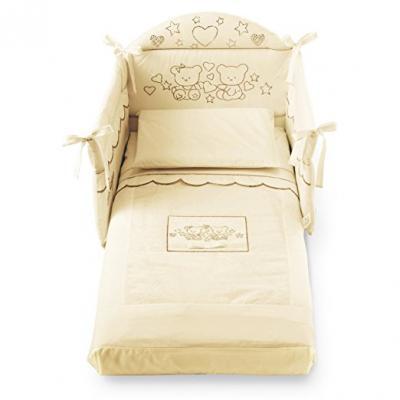 Комплект постельного белья 3 предмета Pali Marilyn Prestige (магнолия)