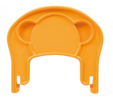 Пластиковый поднос для стульчика Pali Pappy-Re (оранжевый)