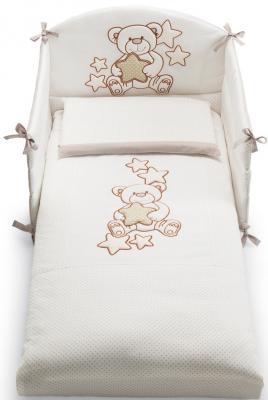 Купить со скидкой Комплект постельного белья 3 предмета Pali Meggie (белый)