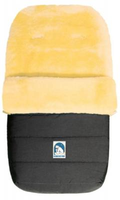 Купить Конверт из овчины Heitmann Felle 968 Lambskin Cosy Toes (темно-серый), унисекс, Конверты