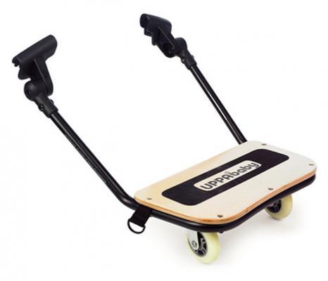 Подставка-скейт Uppabab PiggyBack для коляски Vista от 123.ru