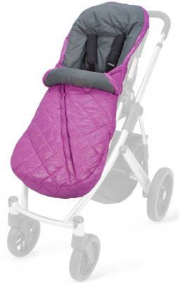Конверт BabyGanoosh в коляску Uppababy Vista/Cruz (розовый)