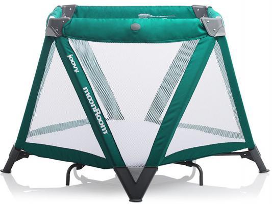 Манеж-кроватка Joovy Moon Room (зеленый)