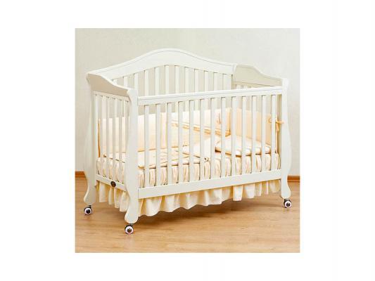 Кроватка-трансформер Giovanni Belcanto Lux (ivory)