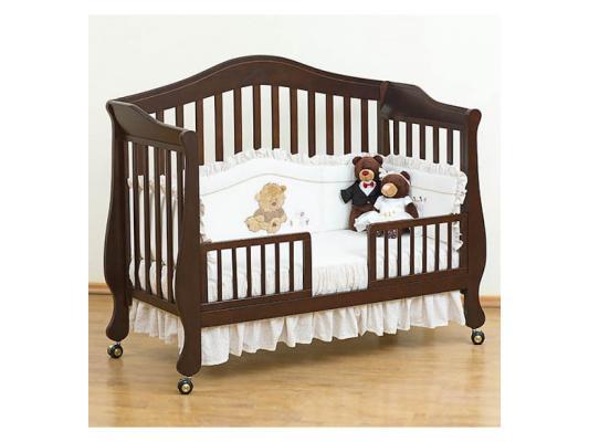 Кроватка-трансформер Giovanni Belcanto Lux (chocolo)