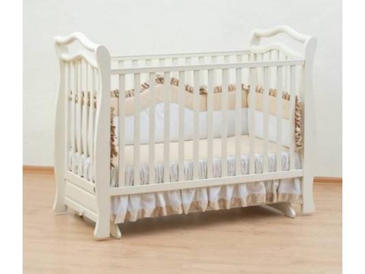 Кроватка с маятником Giovanni Magico (ivory)