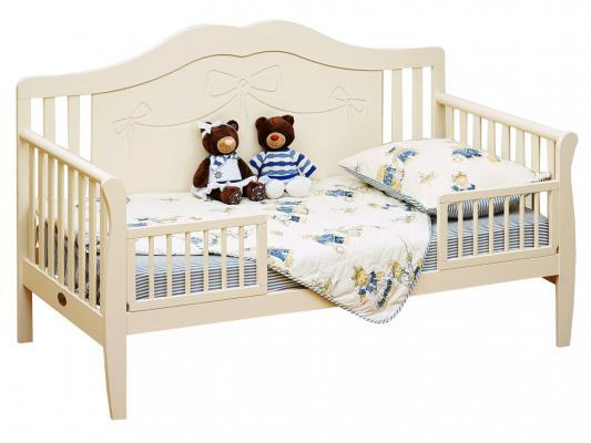Кровать подростковая Giovanni Diva Valencia (ivory)