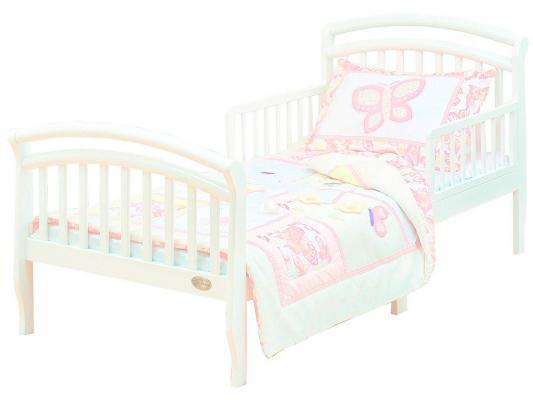 Кровать подростковая Giovanni Grande (white)