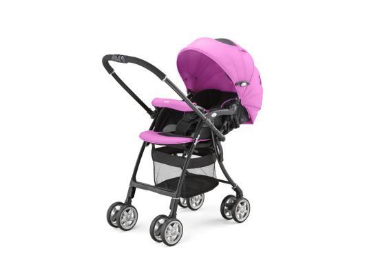 Купить Прогулочная коляска Aprica Air Ria Luxuna (фуксия)