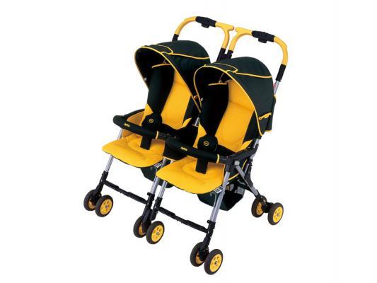 Прогулочная коляска для двойни Aprica Nelccobed Twin