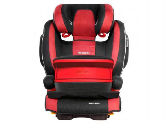 Автокресло Recaro Monza Nova IS Seatfix (ruby)