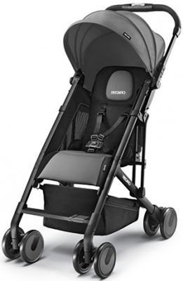 Прогулочная коляска Recaro Easylife (graphite на шасси black) (RECARO)