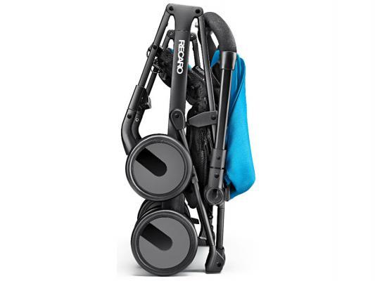 Прогулочная коляска Recaro Easylife (saphir на шасси black) (RECARO)