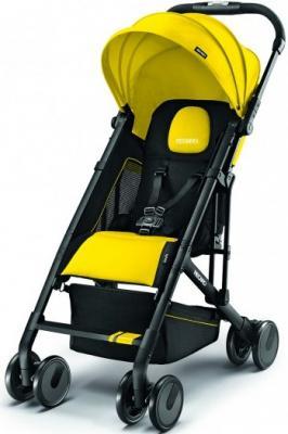 Прогулочная коляска Recaro Easylife (sunshine black на шасси black) коляска recaro recaro прогулочная коляска easylife pink