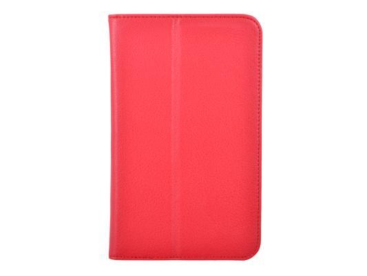 Чехол IT BAGGAGE для планшета LENOVO IdeaTab 2  7 A7-20  красный  ITLNA722-3 аксессуар чехол lenovo ideatab s6000 g case executive white