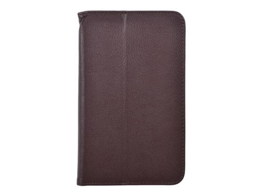 Чехол IT BAGGAGE для планшета LENOVO IdeaTab 2  7 A7-20  коричневый ITLNA722-2