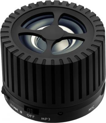 Портативная акустика Ginzzu GM-988В черный цена и фото