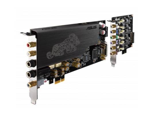 Звуковая карта PCI-E Asus Essence STX II 7.1 Retail 90YA00NN-M0UA00 звуковая карта asus xonar essence stx ii 7 1
