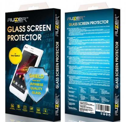 Защитное стекло Auzer AG-SSXE 3 для Sony Xperia E3 чехол для для мобильных телефонов for sony xperia e3 sony xperia e3 sony xperia e3 d2203 d2206