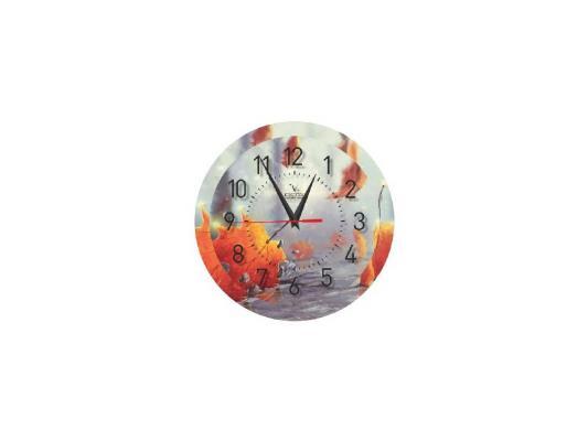 Часы настенные Вега П 1-240/7-240 часы настенные вега п 1 14 7 12