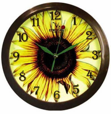 Часы настенные Вега П 1-9/7-15 кронштейн kromax vega 50 белый