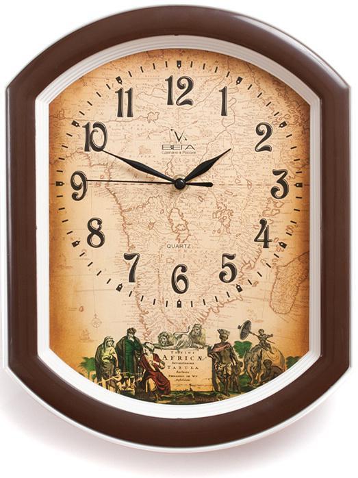 Часы настенные Вега П 2-9/7-5 часы настенные вега п 4 14 7 86 новогодние подарки