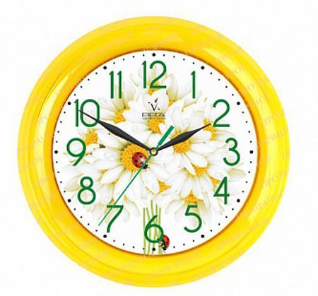 Часы настенные Вега П 6-2-108