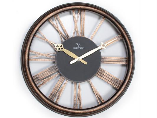 Часы настенные Вега Античность бронза Н0280