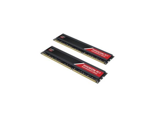 Оперативная память 8Gb (2x4Gb) PC3-15000 1866MHz DDR3 DIMM AMD R738G1869U1K