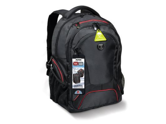"""все цены на Рюкзак для ноутбука 17.3"""" PORT Designs Courchevel Backpack синтетика черный 160511 онлайн"""