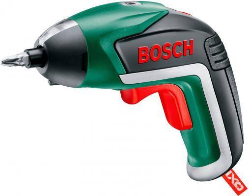 Аккумуляторная отвертка Bosch IXO 5 medium 06039A8021