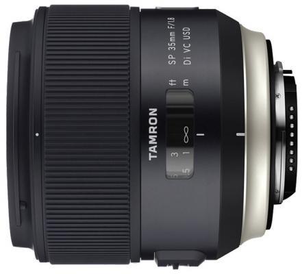 Объектив Tamron SP 35мм F/1.8 Di VC USD для Nikon F012N