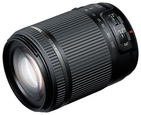 Объектив Tamron 18-200мм F/3.5-6.3 Di II VC для Nikon B018N