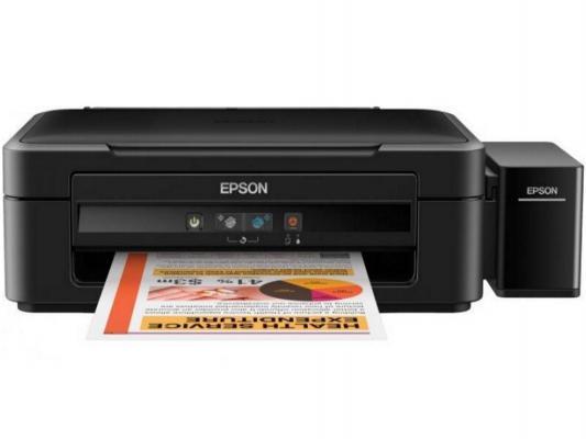МФУ Фабрика печати Epson L362 цветное А4 33/15ppm 5760x1440dpi USB C11CE55401