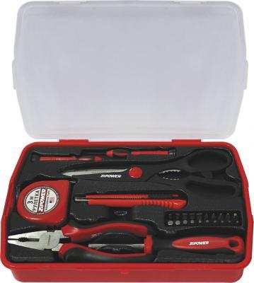 Набор инструментов ZIPOWER PM 5148 27шт zipower pm 5148
