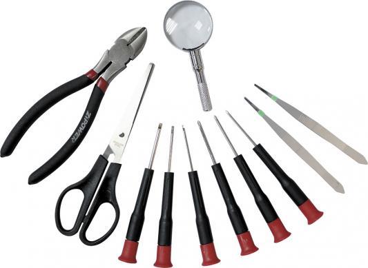 Набор инструментов ZIPOWER PM 5156 11шт набор инструментов для автомобиля zipower профессионального качества 172 предмета pm 3961