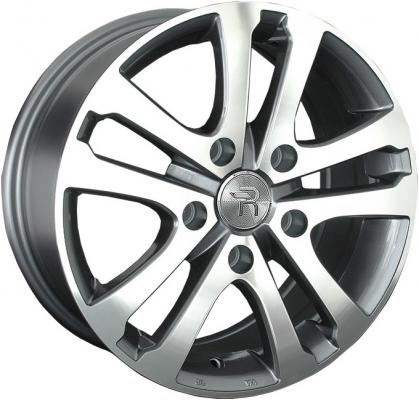 Диск Replay SNG17 6.5xR16 5x112 мм ET39.5 Silver