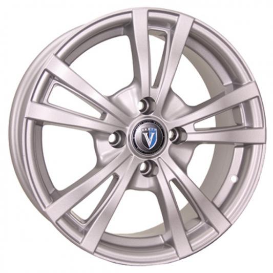 Диск Tech Line Venti 1404 5.5x14 4x98 ET35 Silver tr design bk 270 5 5x14 4x98 d58 6 et35 smf алмаз серый