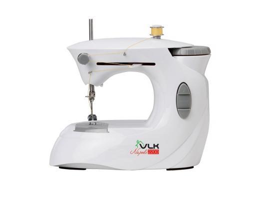 Швейная машина VLK Napoli 2200 белый электромеханическая швейная машина vlk napoli 2100