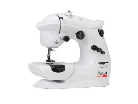 Швейная машина VLK Napoli 2300 белый электромеханическая швейная машина vlk napoli 2100