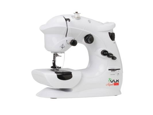 Швейная машина VLK Napoli 2300 белый швейная машина vlk napoli 2200 белый