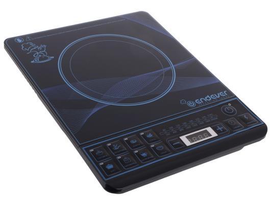 лучшая цена Индукционная электроплитка ENDEVER Skyline IP-28 чёрный