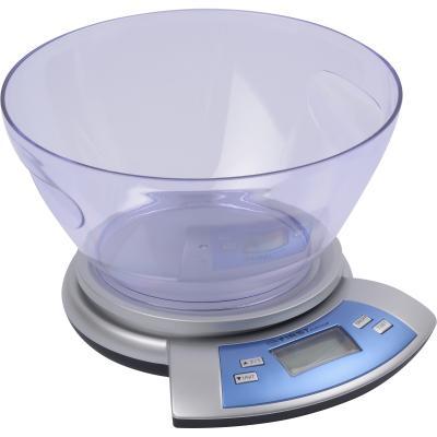 Весы кухонные First FA-6406 серебристый