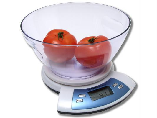 Весы кухонные First FA-6406 белый